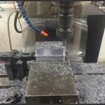 CNC machined lead parts