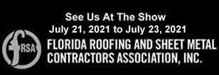 Florida Roofing & Sheet Metal Show